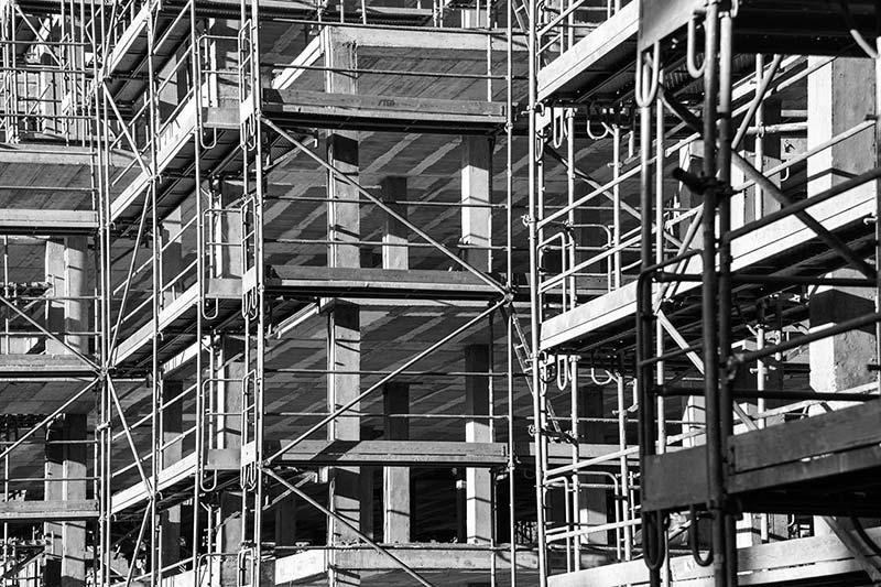 Sistemas de seguridad en construcción Mallorca